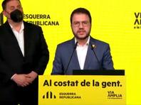 Каталонские сепаратисты получили большинство в местном парламенте
