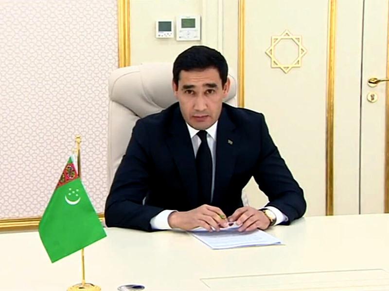 Новым вице-премьером Туркмении президент Гурбангулы Бердымухамедов назначил своего собственного сына Сердара, который также будет исполнять обязанности председателя Высшей контрольной палаты страны
