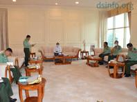 В ночь на 1 февраля власть в Мьянме (до 1989 года государство именовалось Бирмой) перешла к главнокомандующему вооруженными силами Мин Аун Хлайну, исполняющим обязанности президента назначен вице-президент Мьинт Шве