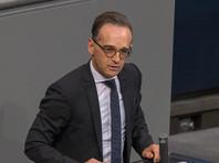Глава МИД Германии заявил о необходимости санкций в отношении России из-за грубого нарушения прав человека