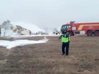 В Казахстане началась расшифровка черного ящика разбившегося военно-транспортного Ан-26