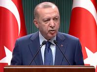 Турция вновь ввела комендантский час из-за коронавируса