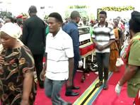В давке на церемонии прощания с президентом Танзании погибли 45 человек