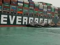 СМИ: блокировка Суэцкого канала обходится мировой экономике в миллиарды долларов ежедневно