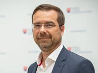 """Глава Минздрава Словакии ушел вотставку из-за разногласий вправительстве поповоду вакцины """"Спутник V"""""""