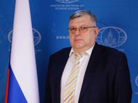 Посол России в ЦАР рассказал об инциденте с вертолетом, перевозившим раненого российского военного инструктора