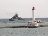 В порт Одессы вошли корабли противоминной группировки НАТО (ВИДЕО)