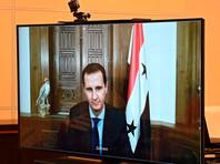 Президент Сирии Башар Асад и его жена заразились COVID-19