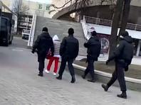 В День Воли в Белоруссии задержано более 200 человек