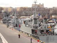 В составе группы флагман SNMCMG2 - учебный корабль Sokullu Mehmet Pasa (Турция), минные тральщики Tajo (Испания) и Ayvalik (Турция), а также морской тральщик Locotenent Lupu Dinescu (Румыния)