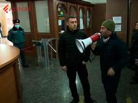 """Противники Пашиняна ворвались в здание правительства Армении, чтобы показать свое """"всесилие"""" (ВИДЕО)"""