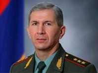 Начальник Генштаба Вооруженных сил Оник Гаспарян