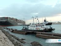 Напомним, 400-метровый контейнеровоз Ever Given под панамским флагом 23 марта перегородил одномагистральную южную часть Суэцкого канала