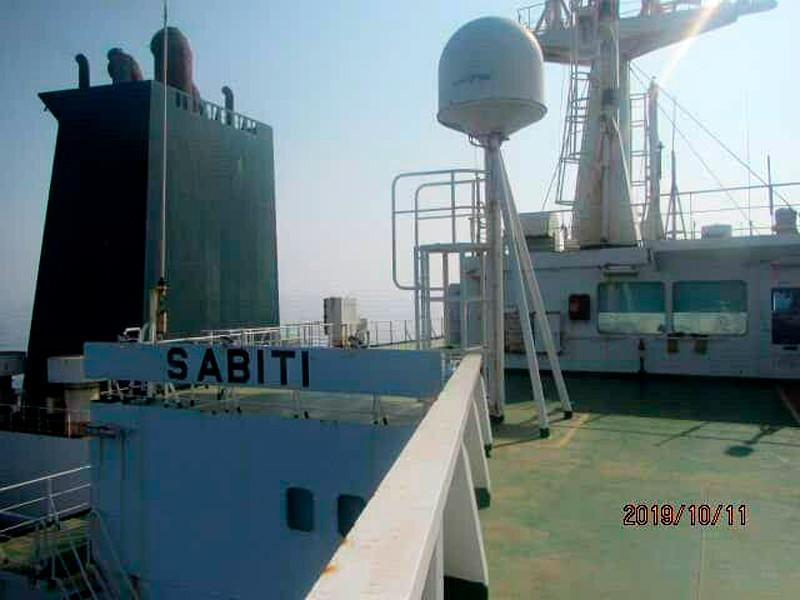 Один такой инцидент произошел 11 октября 2019 года, когда у побережья Саудовской Аравии в Красном море на иранском нефтяном танкере произошли два взрыва с разницей в 20 минут, при этом никто из экипажа танкера не пострадал