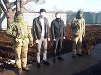 Украинские пограничники задержали россиянина и белоруса, пытавшихся добраться до ЕС