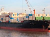 Иранское грузовое судно атаковано и получило повреждения в Средиземном море