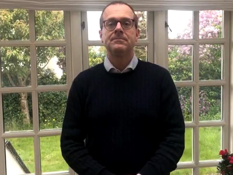 Директор Европейского регионального бюро Всемирной организации здравоохранения (ВОЗ) Ханс Клюге