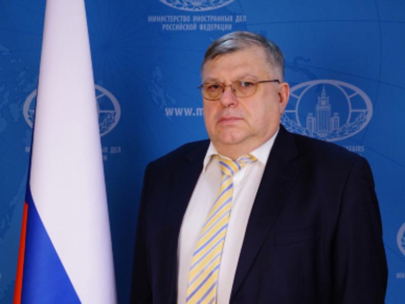 Посол России в Центральноафриканской республике (ЦАР) Владимир Титоренко