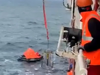 Два человека погибли при кораблекрушении сухогруза в Черном море