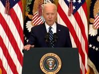Президент США Джо Байден в четверг дал в Белом доме первую пресс-конференцию после вступления в должность 20 января