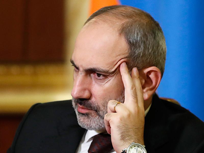 Премьер-министр Армении Никол Пашинян заявил, что с 10 марта начальник Генштаба Вооруженных сил Оник Гаспарян освобожден от должности