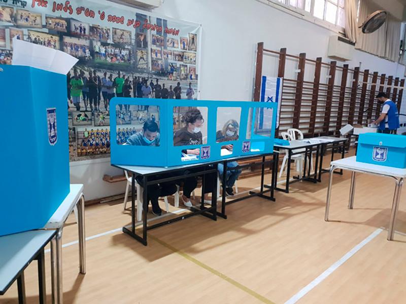 В Израиле проходят выборы в Кнессет 24-го созыва
