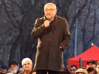 СК Армении возбудил дело в отношении оппозиционера Манукяна за призывы к свержению строя