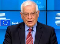 """""""Мы считаем, что Россия взяла курс на конфронтацию с Европейским союзом"""", - сказал Боррель в понедельник на пресс-конференции в Брюсселе после заседания Совета ЕС по иностранным делам"""