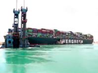 Одной из причин застревания судна в Суэцком канале мог быть человеческий фактор