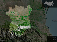 Чечню нашли на карте мест, опасных для граждан Израиля