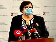 Глава Минюста Чехии Мария Бенешова