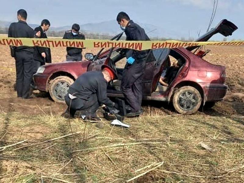 7 апреля в поле вблизи Бишкека был обнаружен автомобиль подозреваемого. Внутри были тела похитителя и жертвы со следами насильственной смерти. По предварительной версии следствия, после словесной перепалки мужчина задушил Канатбекову, после чего покончил жизнь самоубийством