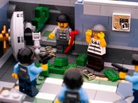 Во Франции арестована международная банда профессиональных похитителей Lego
