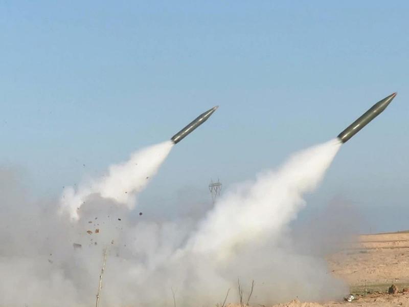 СМИ сообщили о ракетном обстреле американской базы в Багдаде