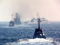Флот Украины начал учения в Черном море, в связи с чем ограничена работа крупных портов