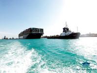 Управление Суэцкого канала арестовало контейнеровоз Ever Given из-за задержек с выплатой компенсаций