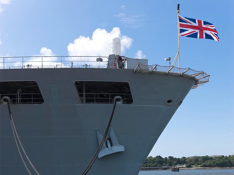 Два британских военных корабля в мае отправятся в Черное море