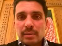 В Иордании опальный принц отказался подчиняться требованиям не общаться с внешним миром и не покидать дворец