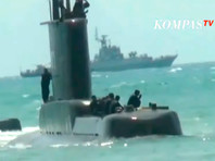 У берегов Бали пропала индонезийская подводная лодка
