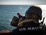 Американский эсминец USS Carney (DDG 64) в Черном море, август 2018 года