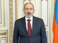 Никол Пашинян объявил о технической отставке