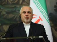 """Глава МИД Ирана Джавад Зариф также обвинил Израиль в """"диверсии"""" на ядерном объекте в Натанзе"""