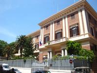 Здание Посольства РФ в Италии