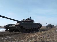 Пресс-секретарь президента РФ Дмитрий Песков заявил, что Россия имеет право перемещать войска в пределах территории страны по своему усмотрению, это не представляет угрозы для других государств