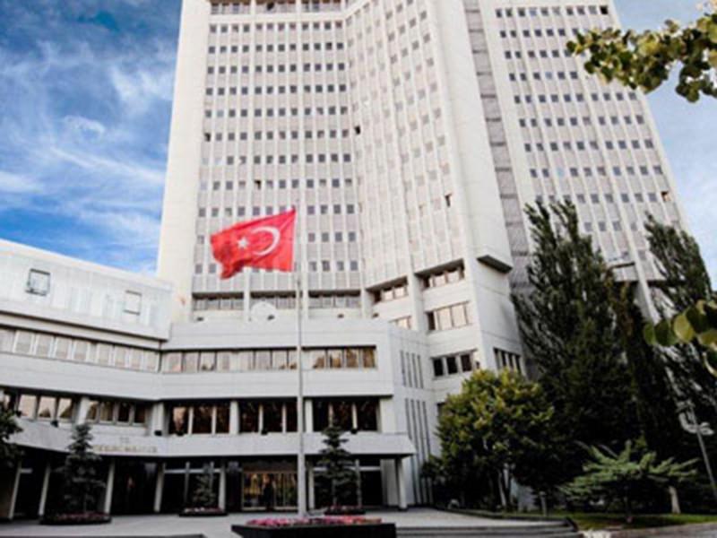 Посла Италии в Анкаре вызвали в МИД Турции из-за слов премьера Марио Драги об Эрдогане