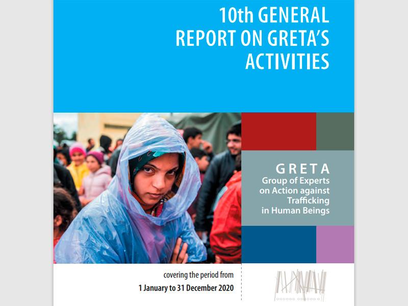 Пандемия COVID-19 сделала проблему торговли людьми в Европе еще более острой, сообщила в ежегодном докладе Greta - группы экспертов по борьбе с торговлей людьми Совета Европы