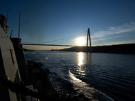 США уведомили Турцию о проходе двух военных кораблей через Босфор на следующей неделе