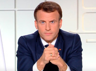 Макрон объявил о введении нового общенационального локдауна во Франции