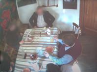 ФСБ России распространила кадры оперативного видеонаблюдения за подозреваемыми в деле о подготовке военного переворота в Белоруссии и убийства президента Александра Лукашенко
