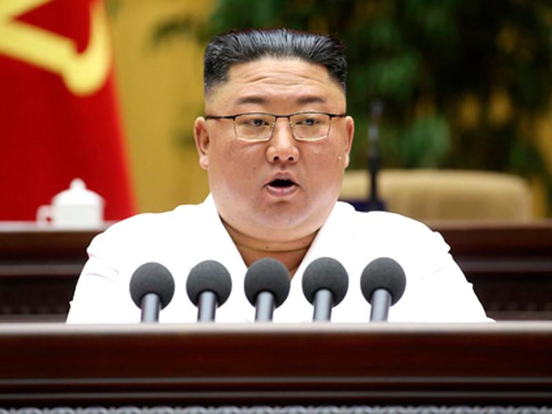 Ким Чен Ын выступил на VI слете секретарей ячеек Трудовой партии Кореи